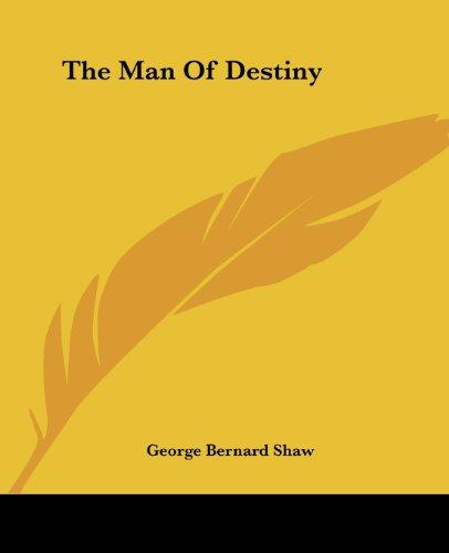 9781419171536: The Man Of Destiny
