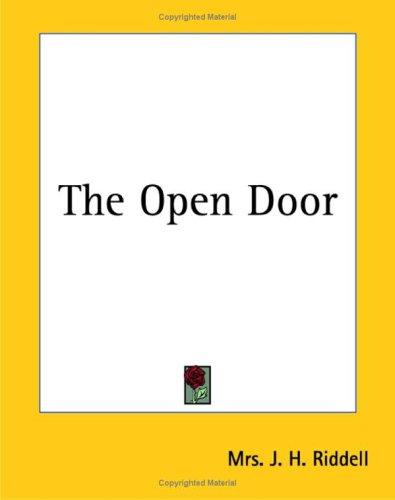 9781419176234: The Open Door