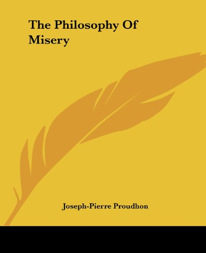 9781419177217: The Philosophy Of Misery