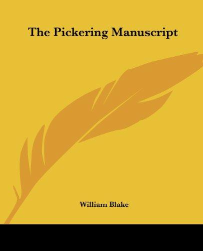 9781419177361: The Pickering Manuscript