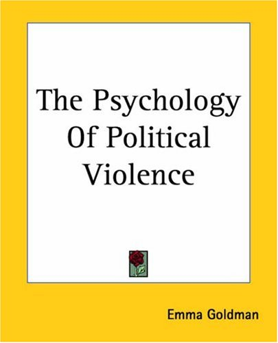 9781419179334: The Psychology Of Political Violence