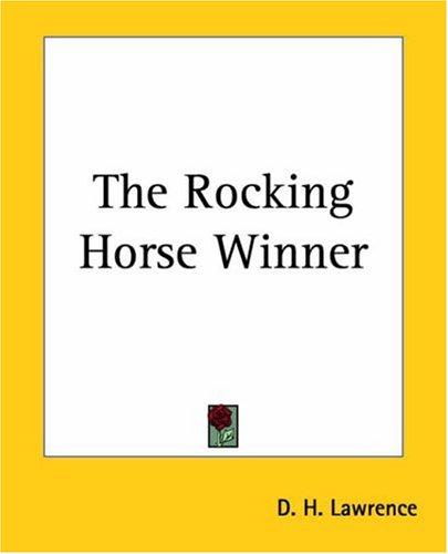 9781419180835: The Rocking-Horse Winner