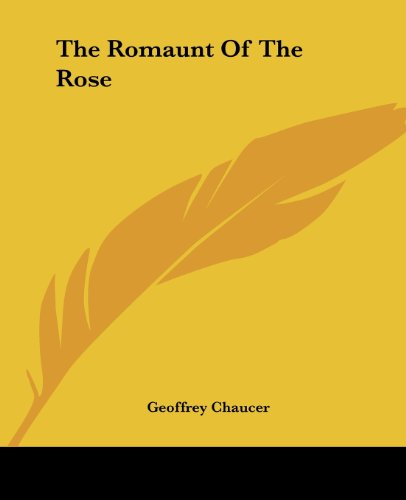 9781419181009: The Romaunt of the Rose
