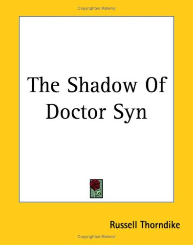 9781419182228: The Shadow of Doctor Syn