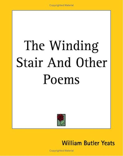 9781419188077: The Winding Stair And Other Poems