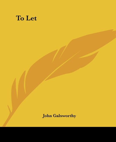 9781419190278: To Let (Forsyte Saga)