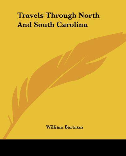 9781419190933: Travels Through North And South Carolina