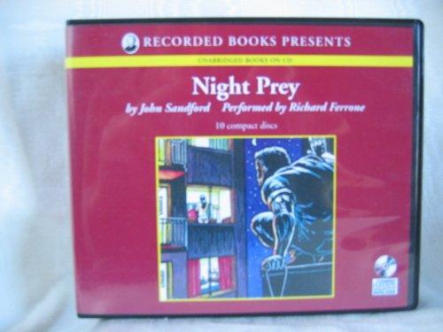 9781419302695: Night Prey [UNABRIDGED] (Audio CD) (UNABRIDGED)