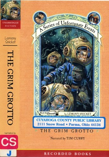 9781419305658: The Grim Grotto: Book the Eleventh (Series of Unfortunate Events (Recorded Books))