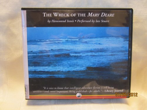 9781419322839: The Wreck of the Mary Deare, A Story of the Sea by Hammond Innes Unabridged CD Audiobook