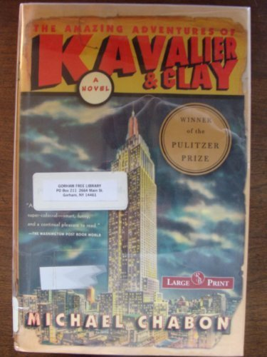 9781419339592: The Amazing Adventures of Kavalier & Clay