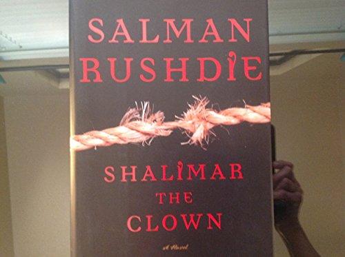 9781419340000: Shalimar the clown