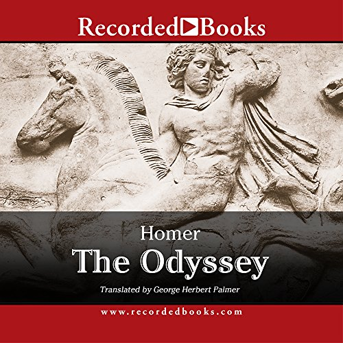 The Odyssey (Compact Disc): Homer
