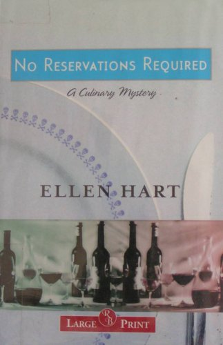 9781419349799: No Reservations Required: A Culinary Mystery