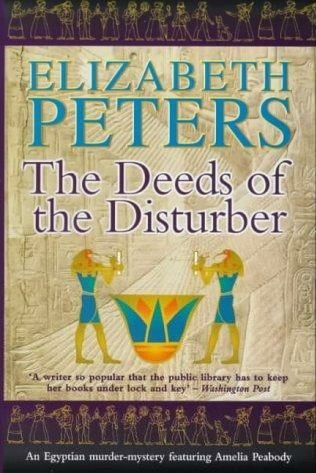 9781419351938: The Deeds of the Disturber (Book 5, The Amelia Peabody Series)