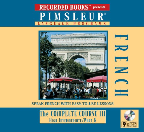 9781419364525: French III/B Complete Course