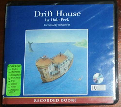 9781419366536: Drift House: The First Voyage