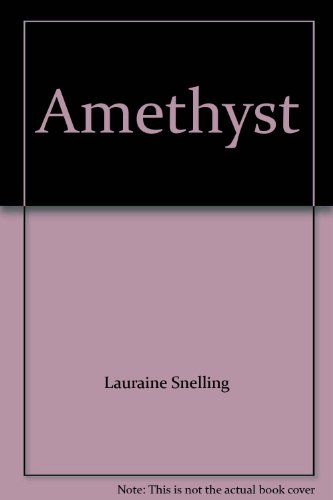 9781419383823: Amethyst