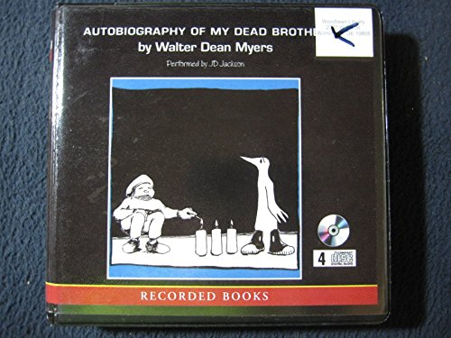 9781419384769: Autobiography of My Dead Brother, Performed by J.D. Jackson