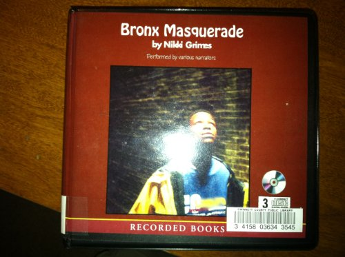 9781419394805: BRONX MASQUERADE AUDIO CD, unabridged