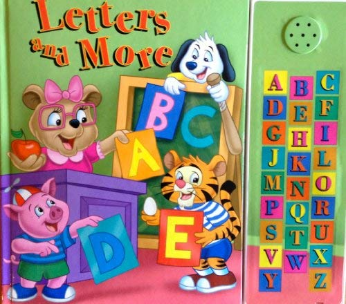 9781419400520: Letters and More Interactive Talking Book (Interactive Talking Books, 1)