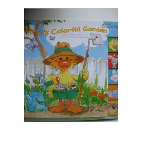 9781419401077: Witzy's Colorful Garden (Little Suzy's Zoo)