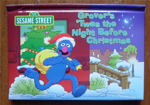 Grover's 'Twas the Night Before Christmas Pop-up: Howard, Lee