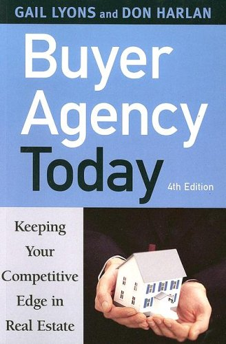 9781419500145: Buyer Agency Today: Keeping Your Competitive Edge in Real Estate