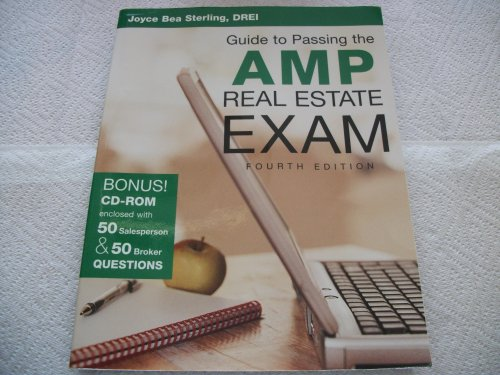 9781419500497: Your Guide to Passing the AMP Real Estate Exam