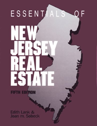 9781419500534: Essentials of New Jersey Real Estate