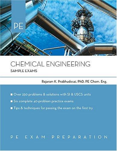 9781419501289: Chemical Engineering: Sample Exams