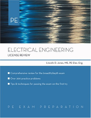9781419501364: Electrical Engineering: License Review