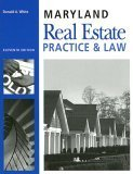 9781419501470: Maryland Real Estate Practice & Law