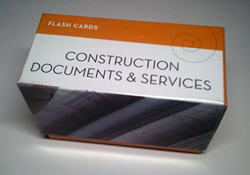 9781419501869: Construction Documents & Services [Flash Cards]