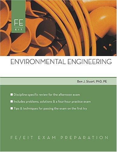 9781419503498: Environmental Engineering: FE Exam Preparation