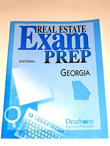 Georgia Exam Prep (9781419504051) by Kaplan Real Estate Education