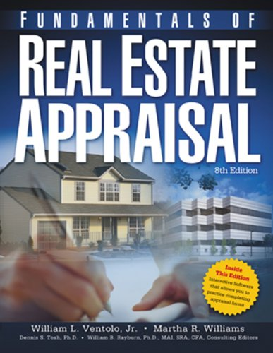 9781419505188: Fundamentals of Real Estate Appraisal