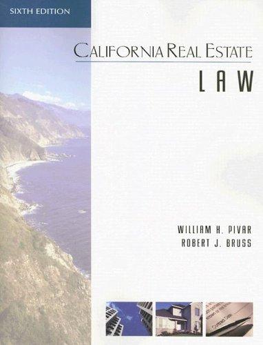 9781419515163: California Real Estate Law