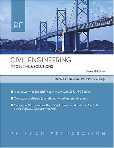 9781419516474: Civil Engineering: Problems & Solutions