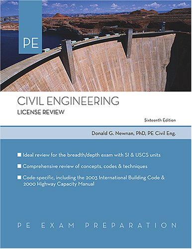 9781419516498: Civil Engineering: License Review