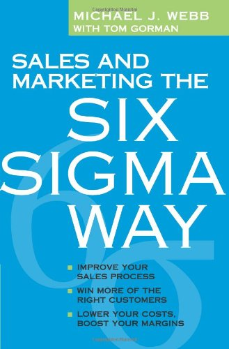 9781419521508: Sales and Marketing the Six Sigma Way