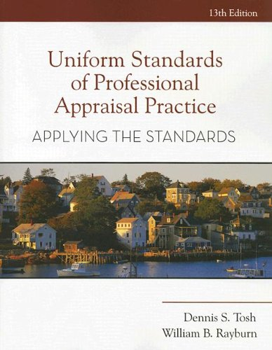 9781419522093: Uniform Standards of Professional Appraisal Practice