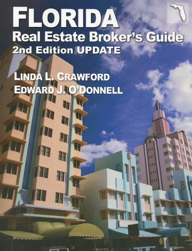 9781419522963: Florida Real Estate Broker's Guide