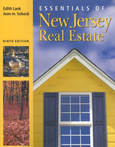9781419522970: Essentials of New Jersey Real Estate