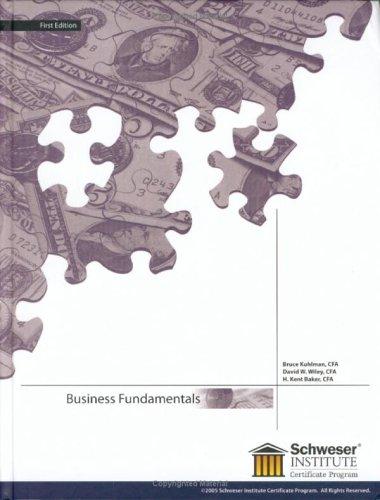 9781419528965: Business Fundamentals