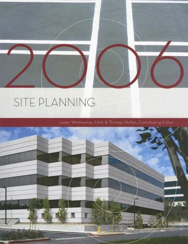 9781419535628: Site Planning, 2006 Edition