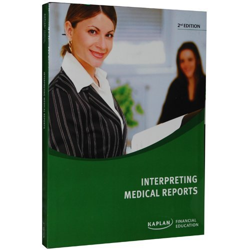 Interpreting Medical Reports (Finanical Education)