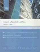 Civil Engineering: Sample Exam (1419539493) by James Banks
