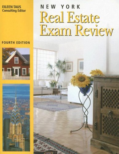 9781419540349: New York Real Estate Exam Review