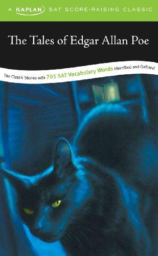 9781419542190: The Tales of Edgar Allan Poe: A Kaplan Sat Score-raising Classic